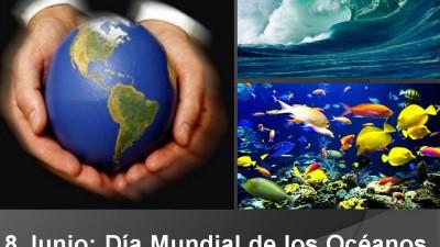 8 de junio Día Mundial de los Océanos, actividades en Madryn