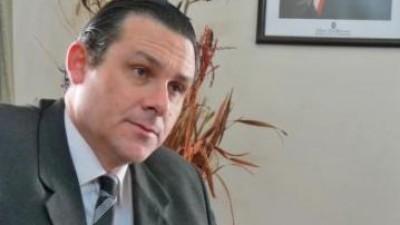 Preocupado por las lluvias, el intendente de Dolores pide a Provincia parar una obra