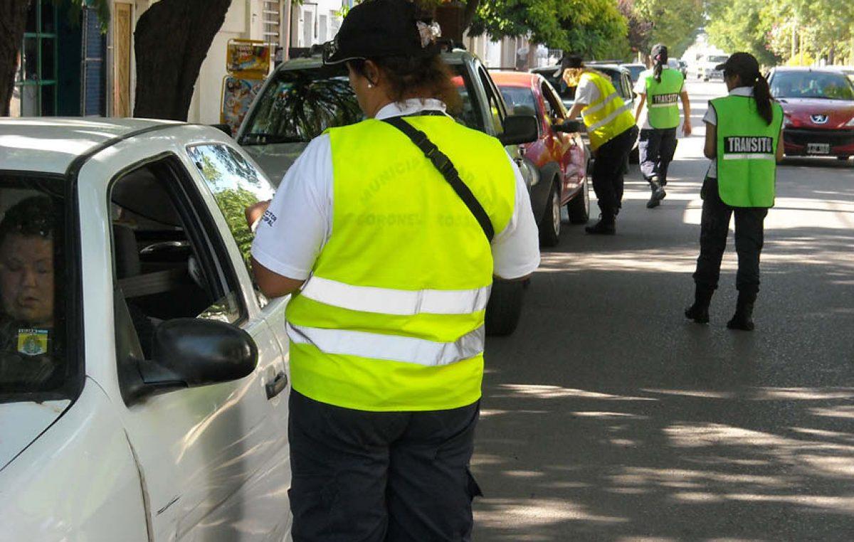 Controles exhaustivos en el tránsito e higiene de la ciudad de Punta Alta