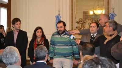La Pampa: Convenio del gobierno con intendentes para formación de jóvenes