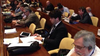 El Secretario General de la CTM, ante la OIT y el Papa en Europa