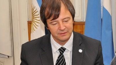 El Ministro de Gobierno de Entre Ríos recibió a Intendentes radicales