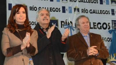 La Presidenta anunció Obras para Río Gallegos