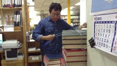La Biblioteca Municipal de Comodoro desarrolla una audioteca para no videntes