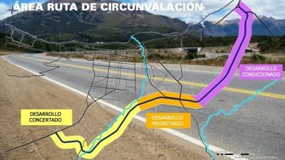 Ejecutivo de Bariloche presentó el plan de desarrollo de Circunvalación