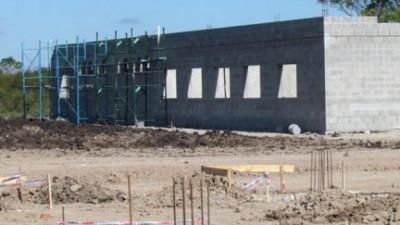 La obra del Ecoparque Gualeguaychú tiene 40 por ciento de avance