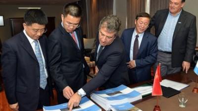 Avanza el acuerdo con China para la construcción de acueductos en Entre Ríos