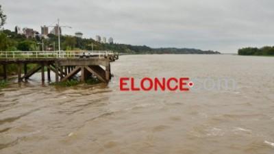 El INA confirmó que el impacto de la creciente en Entre Ríos será menor al esperado