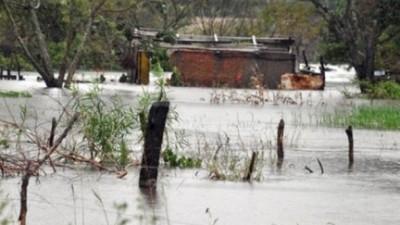 Evacuaron a más 8 mil personas por las inundaciones en Formosa, Chaco y Misiones