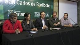 Lanzaron la incubadora de Pymes y el Sistema de Información Económica Municipal en Bariloche