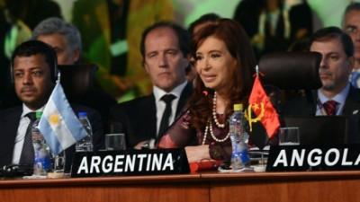 El G77+China respaldaron de manera unánime a la Argentina por Malvinas y los fondos buitres