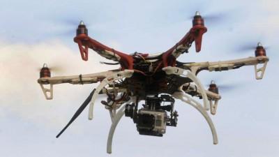 Polémica por utilización de drones policiales en Capital