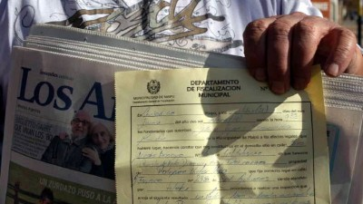 Exigen permiso municipal a canillitas de Maipú