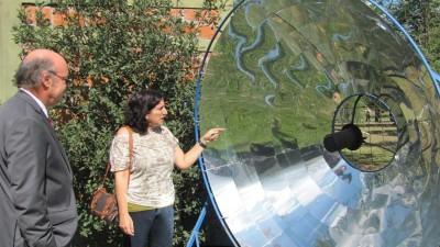 Verónica Javi: una investigadora salteña que irradia energía