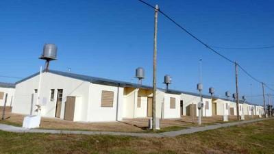 Entre Ríos: Entregaron aportes por 10 millones de pesos para viviendas sociales