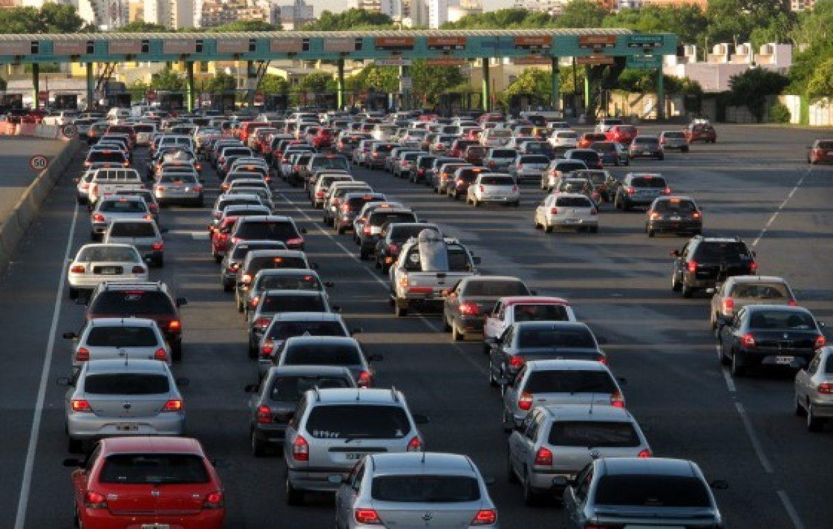 En Argentina hay un auto cada 3,5 habitantes