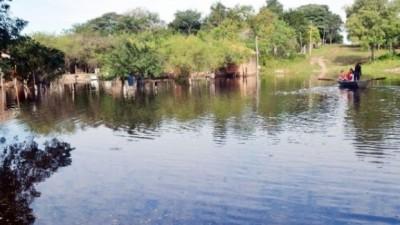 Ahora preocupa la crecida del río Paraguay