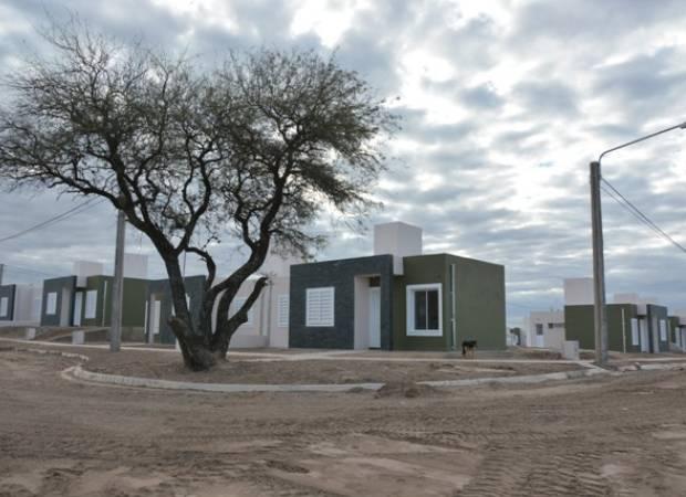 A estrenar. El 3 de julio entregarán cien viviendas en La Ribera.