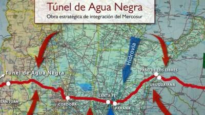 San Juan: Estudian el impacto del futuro túnel binacional de Agua Negra