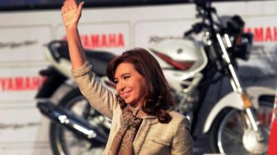 Cristina Kirchner dijo que Argentina no va a entrar en default