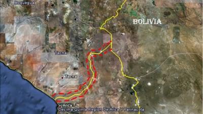 Bolivia insiste que es sólida su demanda marítima a Chile