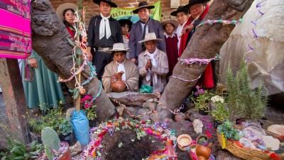 La Puna se prepara para honrar a la Pachamama