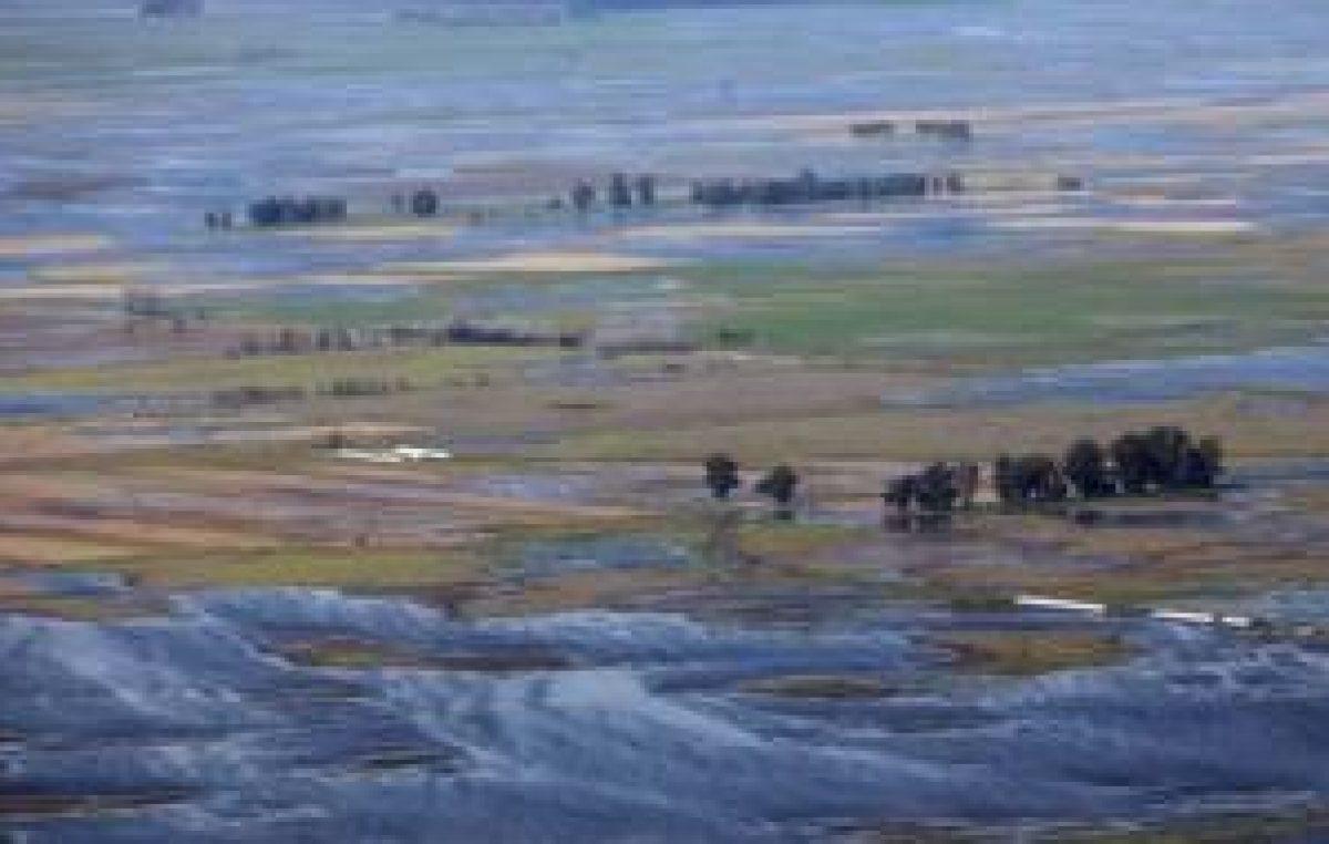 Más distritos bonaerenses piden la emergencia por las recurrentes lluvias