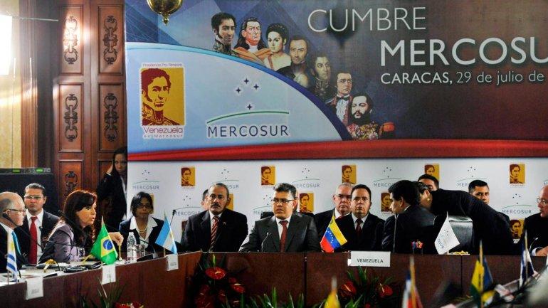 Fuerte respaldo del Mercosur a Argentina en su litigio con los fondos buitre