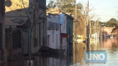Entre Ríos: Están controlados los efectos de la creciente del río Uruguay