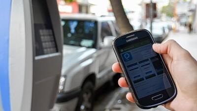 Bahía Blanca: El estacionamiento ya se puede pagar desde el télefono celular