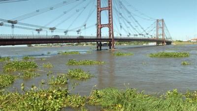 El río Paraná se estabilizó en 5,52 metros en el puerto de Santa Fe