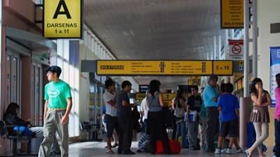 Evalúan municipalizar la terminal de ómnibus de Neuquén