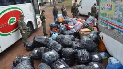 En Argentina incautan mercadería ilegal por $51 millones en solo dos meses