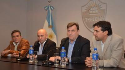 Los intendentes dasnevistas acusaron al Gobierno de Chubut de intentar «desestabilizar» a sus municipios