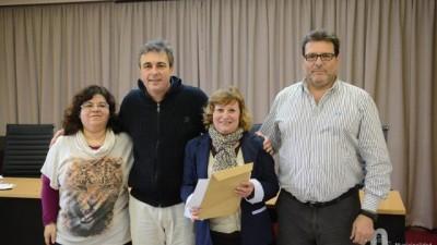 Rafaela: Hubo 48 pases a planta permanente entre el personal municipal