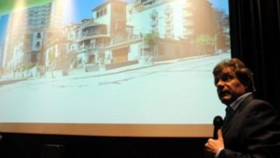 El municipio de Mar del Plata exhibe el amplio caudal de inversiones públicas y privadas en marcha