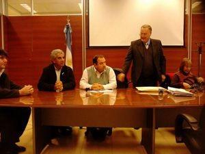 San Juan: Comienza el sueño del gas natural para 9 de Julio