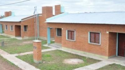 Avanza la construcción de viviendas destinadas a familias aborígenes enel Chaco