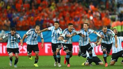 ¡Argentina es otra vez finalista después de 24 años!