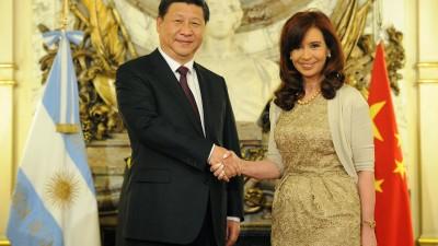 Argentina fortalece la relación con China