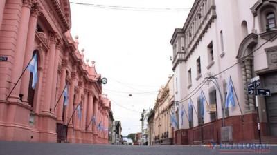 Quejasde intendentes peronistas Correntinos por la asignación específica de la coparticipación