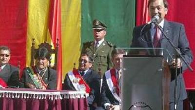 Salta: Acuerdos internacionales en la agenda del Intendente