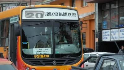 Analizan municipalizar el transporte urbano de pasajeros en Bariloche