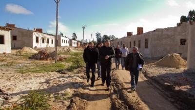 Entregaron aportes por más de 34 millones de pesos para la construcción de viviendas en Entre Ríos