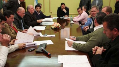 Misiones: reunión con Intendentes para diagramar la asistencia prioritaria por inundaciones