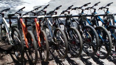 El micro y macrocentro de Salta contarán con playas de estacionamiento para bicicletas