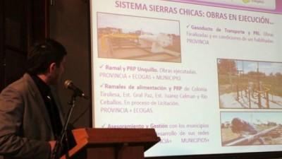 Cuatro localidades Cordobesas, más cerca de tener gas natural