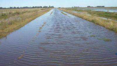 Castelli: Inundados y complicados, Intendentes K sereunieron con el Ministro de Asuntos Agrarios