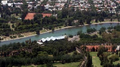 Mendoza: Construirán tres lagos en el Este para aprovechar el agua