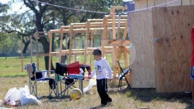 Ya hay 95 personas evacuadas en Santa Fe y la Municipalidad construye más módulos
